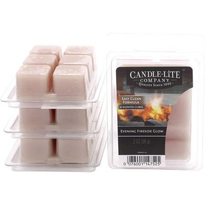 Candle-lite Everyday Collection wax melts 2 oz 56 g - Evening Fireside Glow