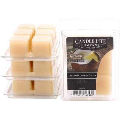 Candle-lite Everyday Collection wax melts 2 oz 56 g - Tahitan Coconut Colada