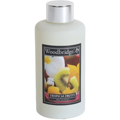 Woodbridge reed diffuser liquid refill bottle 200 ml - Tropical Fruits