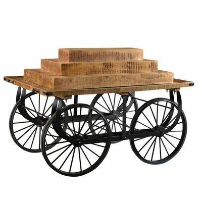 Candle-lite Wagen ekspozytor regał wystawienniczy 80/150/94 cm