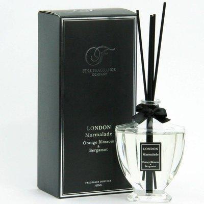 Fine Fragrance London Collection dyfuzor zapachowy z patyczkami 100 ml - Marmalade
