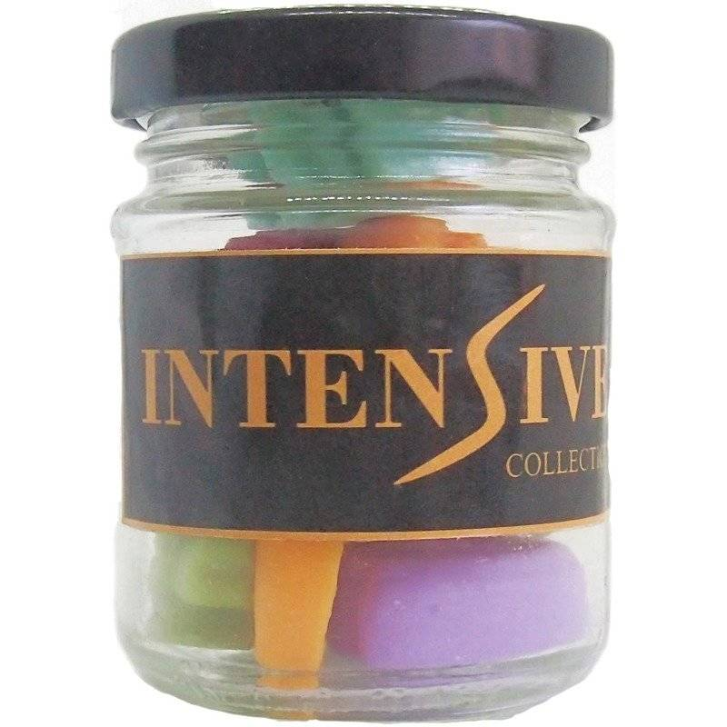 INTENSIVE COLLECTION Scented Wax In Jar S1 wosk zapachowy w słoiku - Mix
